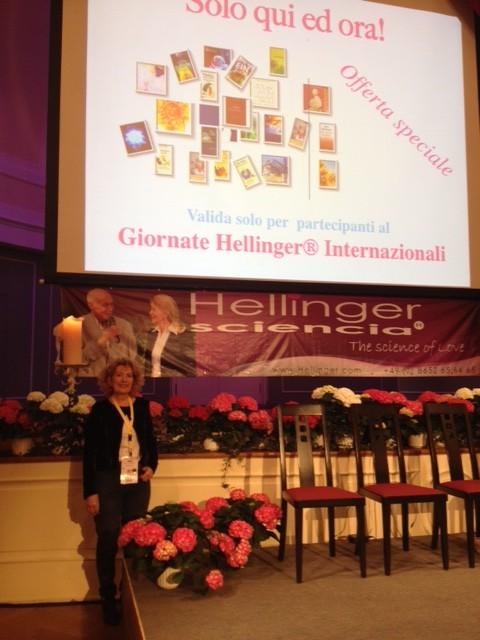Menchu Mendoza Hellinger&Sciencia